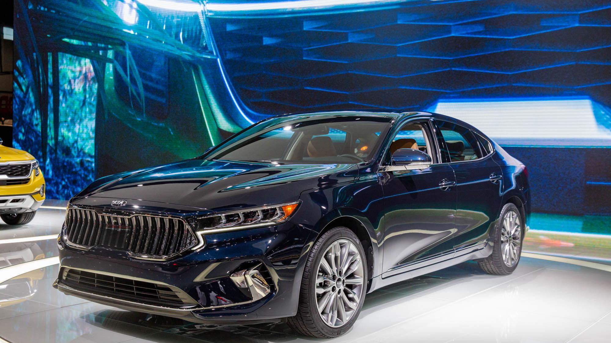 2020 Kia Cadenza, 2020 Chicago Auto Show