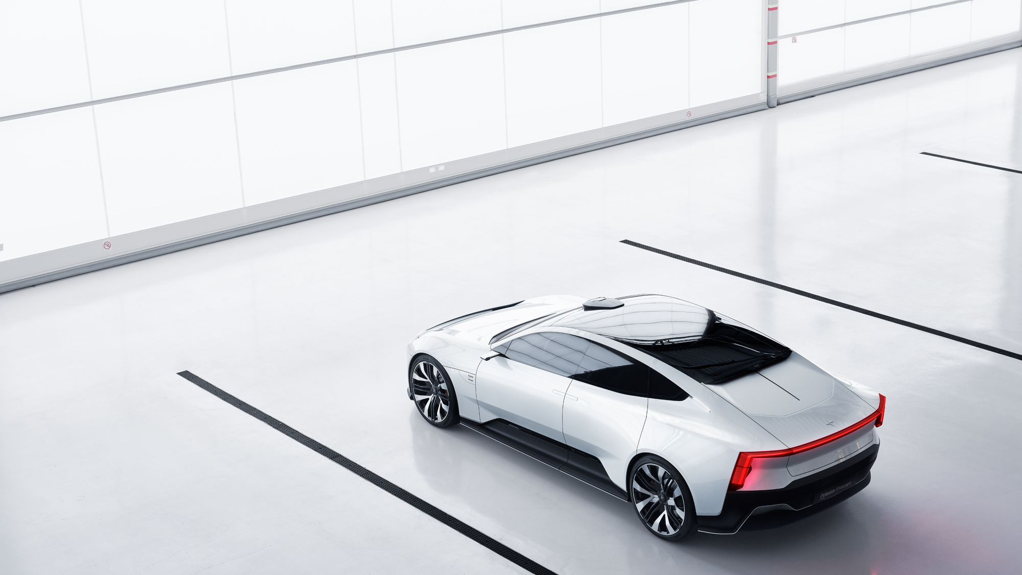 Polestar Precept to enter production