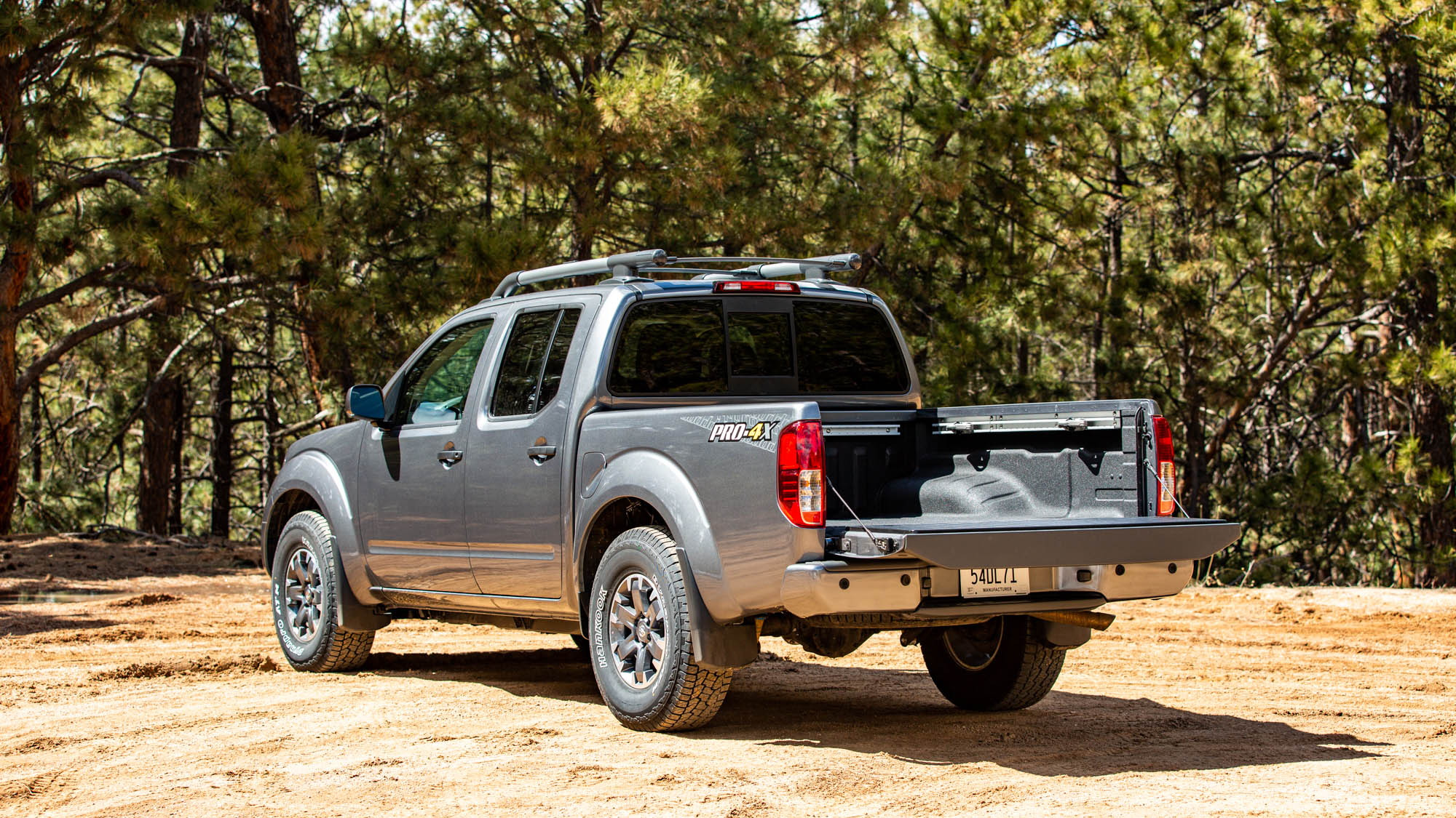 First Drive Review 2020 Nissan Frontier Has All The Heart