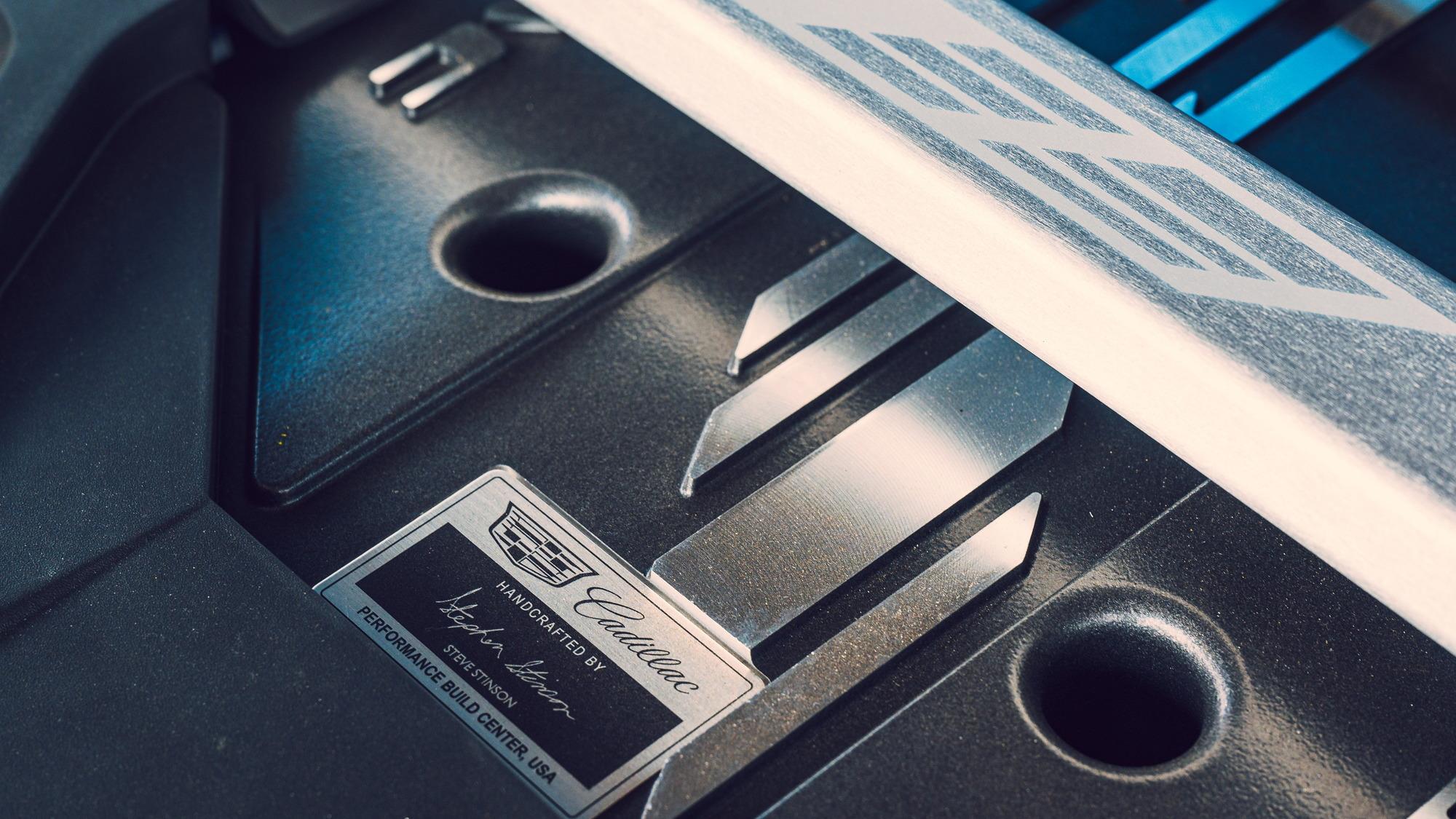2022 Cadillac CT5-V Blackwing