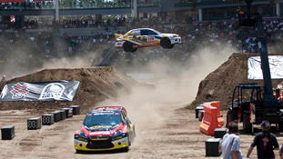 Rally at X Games 15, 2009