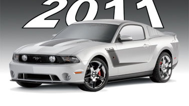 2011 Roush Mustang