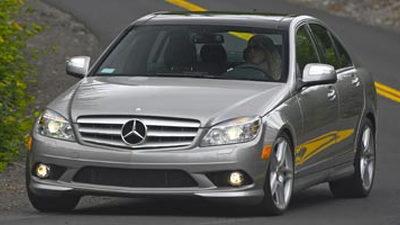 2008 Mercedes Benz C Class 3.0L Sport 4MATIC AWD