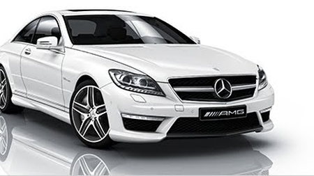 2011 Mercedes-Benz S65 AMG Coupe leak