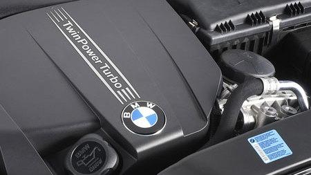 BMW TwinPower Turbo engine
