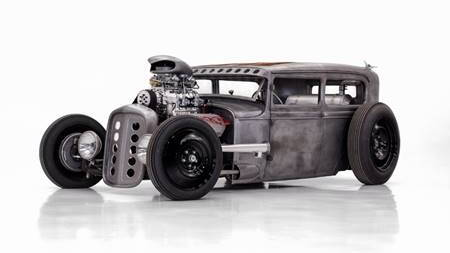1930 Ford Model A by Classic Car Studio