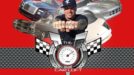 TheCarLoft: Rob Van Winkle's Live-In Social Garage Project