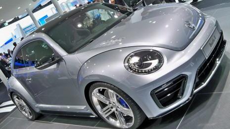 2011 Volkswagen Beetle R Concept live photos