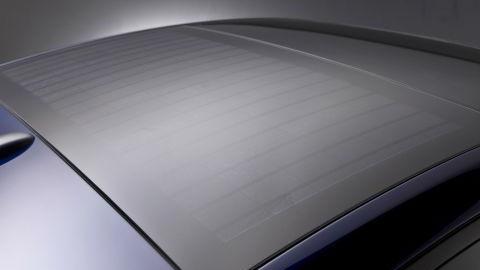 2010 Toyota Prius solar moonroof
