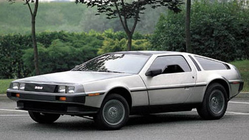DeLorean - front