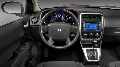 2010 Dodge Caliber - dashboard
