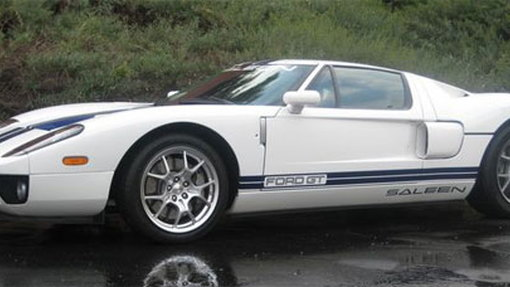 Ebay Watch Ultra Rare Pre Production Ford Gt Owned By Steve Saleen