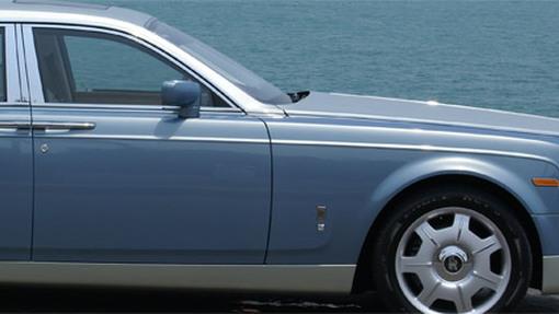 Rolls Royce builds limited edition 'Peony' Phantom