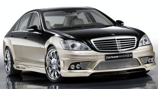 Mercedes-Benz S-Class Carlsson Aigner CK65 RS 'Blanchimont'
