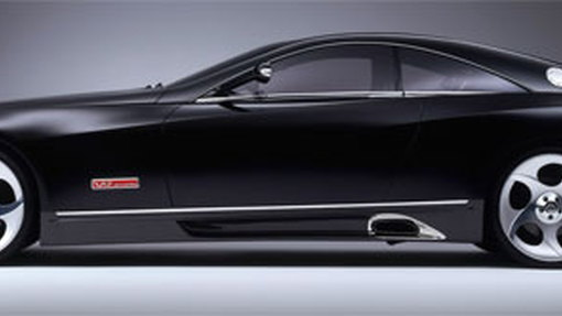 one-off maybach exelero offered for sale