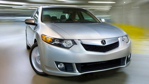 2009 Acura TSX receives IIHS Top Safety Pick
