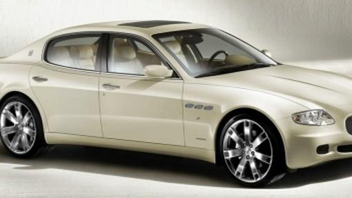 Another limited edition Maserati Quattroporte - the Collezione Cento