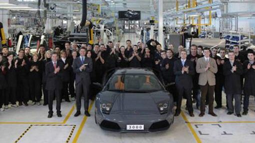 Ebay Watch Lamborghini Murcielago No 3000 On Sale