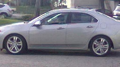 Spy Shots: 2009 Honda Accord Euro / Acura TSX?
