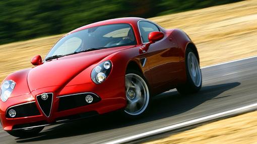 First Drive: Alfa Romeo 8C Competizione