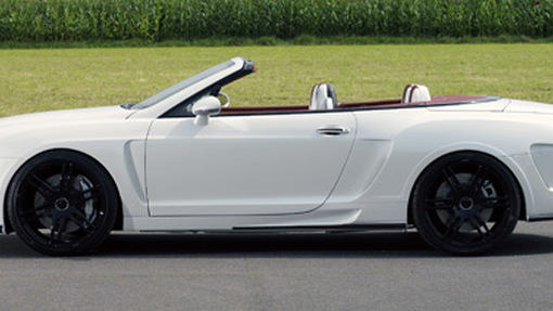 Tuner special: Le MANSory Continental GTC