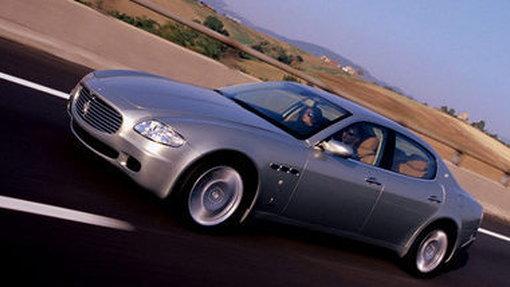 Quattroporte based Alfa due in 2009