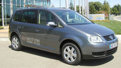 VW develops high temperature fuel cell