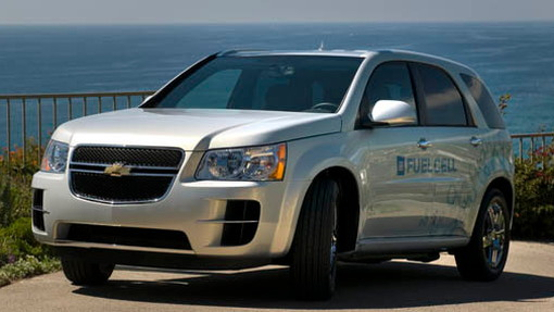 GM building world's largest fuel cell fleet