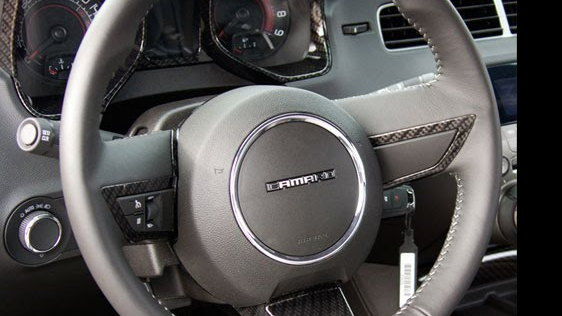 SLP Performance 2011 Chevrolet Camaro ZL1