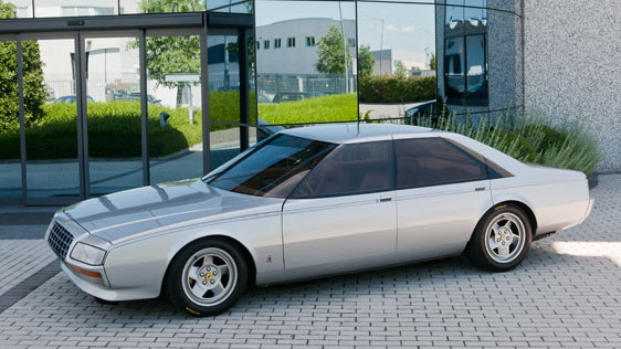 The 1980 Ferrari Pinin concept. Image: RM Auctions