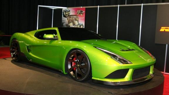 2011 Revenge Verde