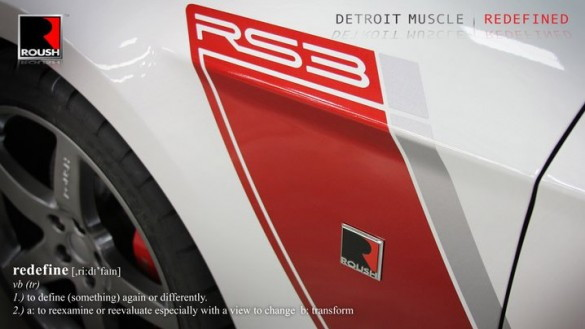Roush RS3 Teaser