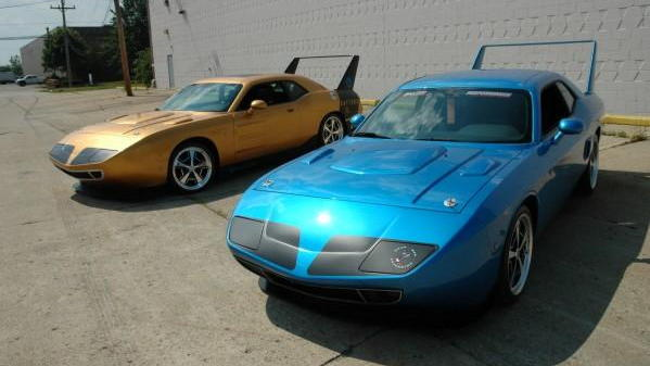 Dodge Daytona and Plymouth Superbird kits from HPP