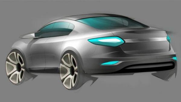 renault samsung emx sm3 concept sketch 002