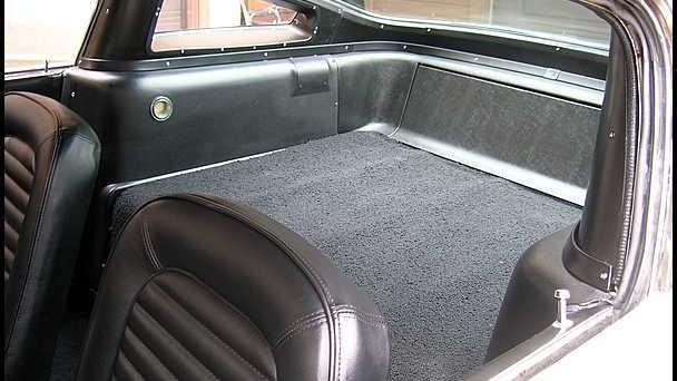 1965-66 Shelby GT350 prototype