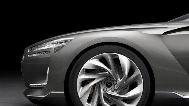 2010 Citroen Metropolis concept car