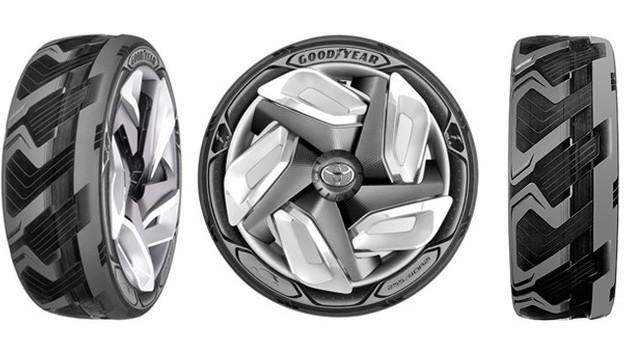 Goodyear BH03 concept tire