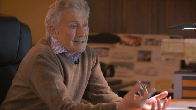 Marcello Gandini talks about the origin of the name Countach