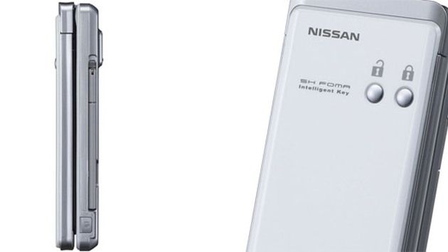 Japanese firms develop mobile phone with built-in electronic key