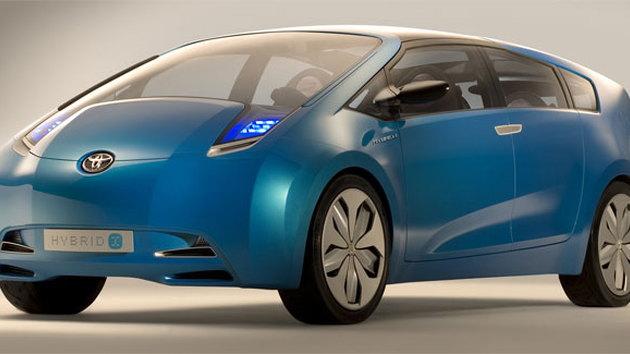Lexus to sell Prius-based vehicle in Europe
