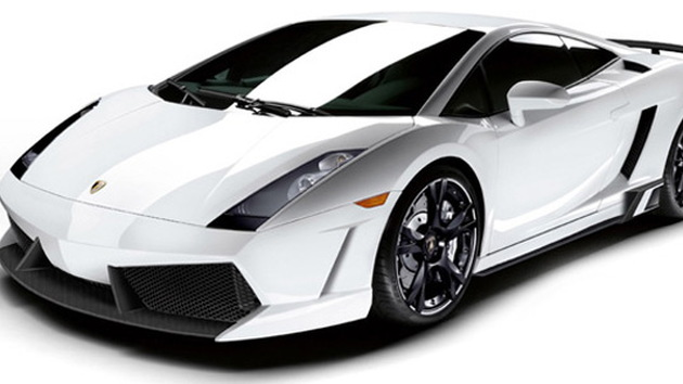 Lamborghini Gallardo Bodykit By Elite Carbon