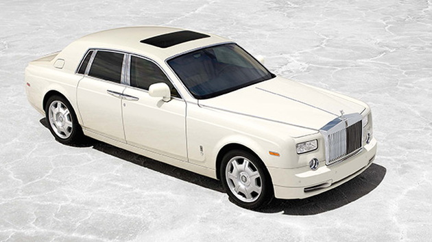 2009 Rolls-Royce Phantom update