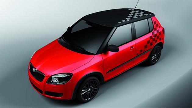 2009 Skoda Fabia Sport Design Concept