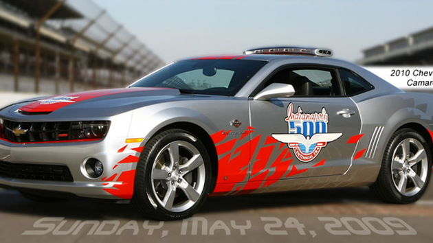 2010 Chevrolet Camaro Indianapolis 500 Official Pace Car