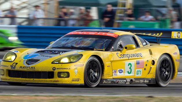 Corvette Racing GT1