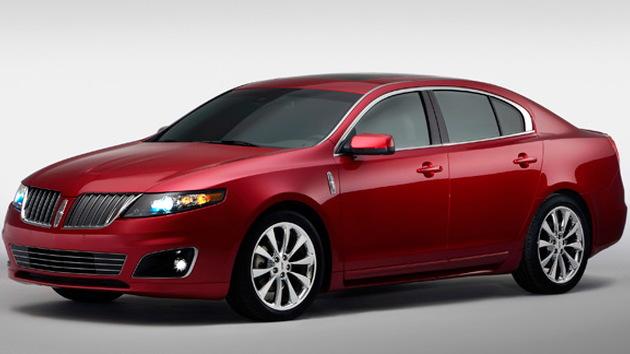 2010 Lincoln MKS EcoBoost V6