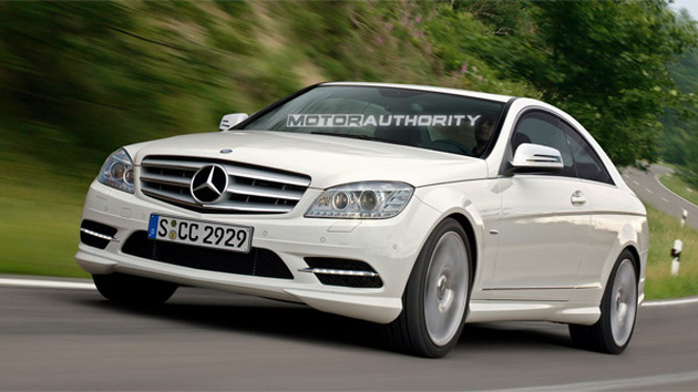 2011 Mercedes Benz C-Class Coupe preview