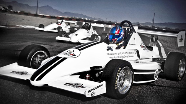 Bob Bondurant 13B Mazda rotary race car