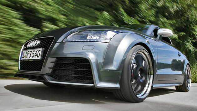 Mcchip 2010 Audi TT-RS