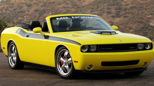 Mr. Norm 7.0L V8 Challenger and Cuda Convertible